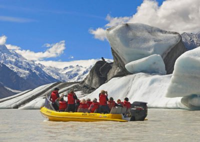 Mount Cook Glacier-Explorers