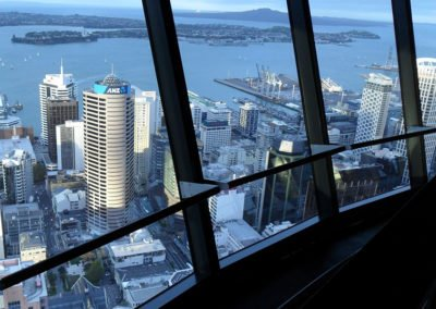 Auckland - Skytower View