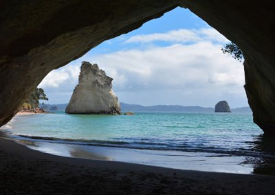 Coromandel-Cathedral Cove