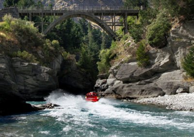 Queenstown-Shotover River Jetboat